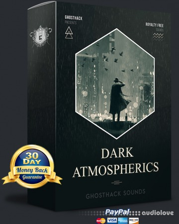Ghosthack Sounds Dark Atmospherics