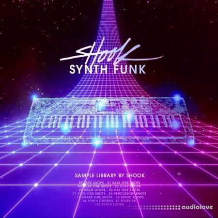 Black Octopus Sound Shook Synth Funk