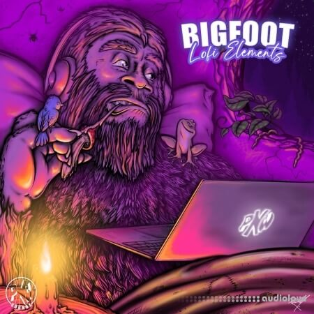 PNW Sounds Bigfoot LoFi Elements
