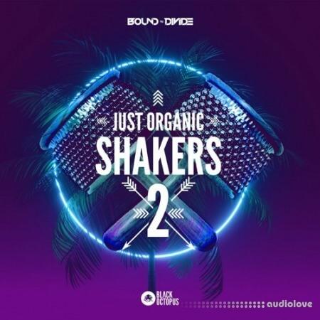 Black Octopus Sound Just Organic Shakers 2
