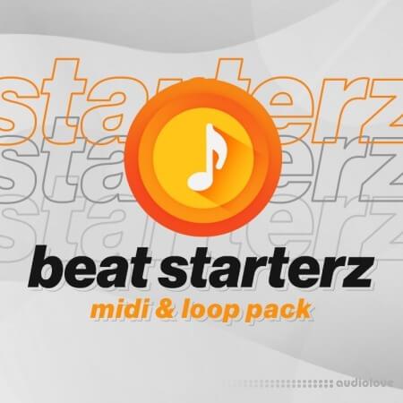 Industry Kits BEAT STARTERZ MIDI & Loop Pack