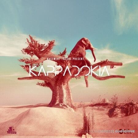 Black Octopus Sound Kappadokia by Basement Freaks