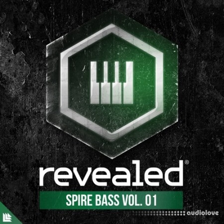 Revealed Spire Bass Vol.1 Synth Presets