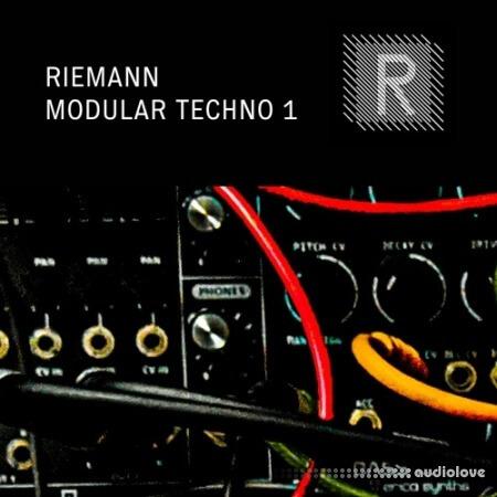 Riemann Kollektion Riemann Modular Techno 1