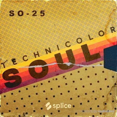 Splice Originals Technicolor Soul