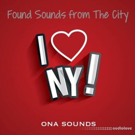 ONA Sounds I Love New York City Sounds