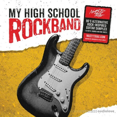 NastyTrax My High School Rock Band