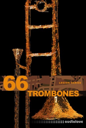 8Dio Legion Series: 66 Trombone Ensemble KONTAKT