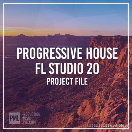 Production Music Live LIFT Progressive House FL Studio Project
