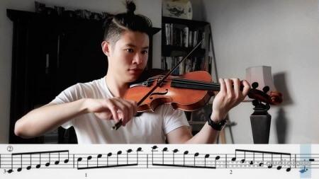 Udemy Mastering the ABRSM Grade 6 Violin Scales
