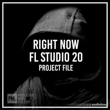 Production Music Live Right Now FL Studio Trap Template