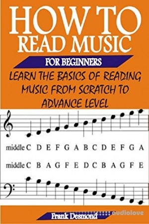 HOW TO READ MUSIC FOR BEGINNERS: Learn The Basics Of Reading Music From Scratch To Advance Level