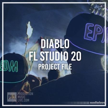 Production Music Live Nervz DIABLO FL Studio Template