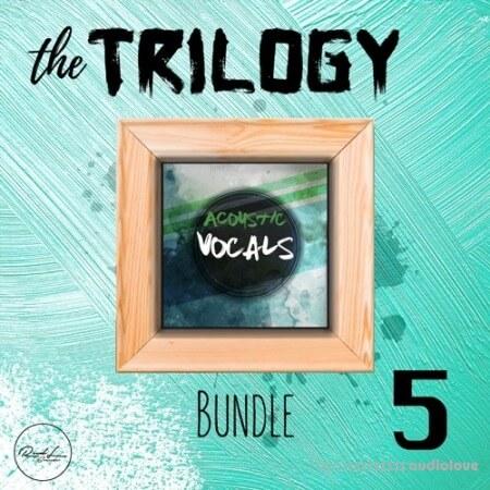 Roundel Sounds The Trilogy Bundle Vol.5 Acoustic Vocals