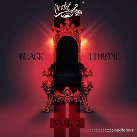 Cartel Loops Black Throne Vol.2 WAV MiDi