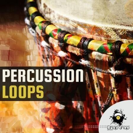 Chop Shop Samples Percussion Loops