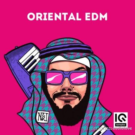 IQ Samples Oriental EDM