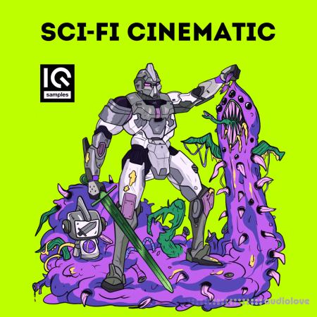 IQ Samples Sci-Fi Cinematic