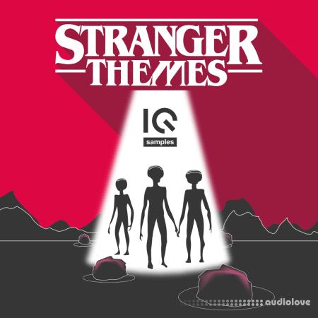 IQ Samples Stranger Themes