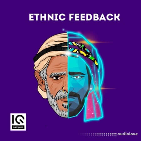 IQ Samples Ethnic Feedback WAV