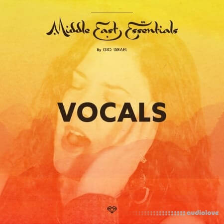 Gio Israel Middle East Essentials Vocals