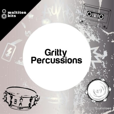 Multiton Bits Gritty Percussions