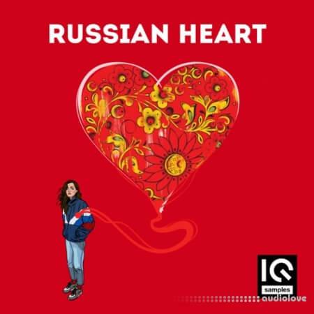 IQ Samples Russian Heart WAV
