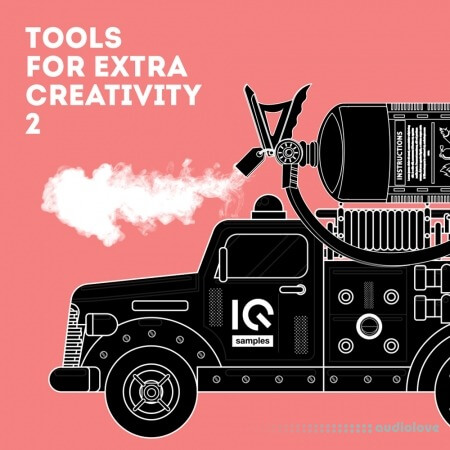 IQ Samples Tools For Extra Creativity Volume 2
