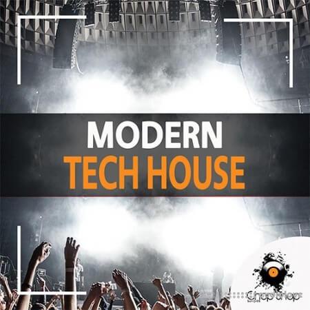 Chop Shop Samples Modern Tech House