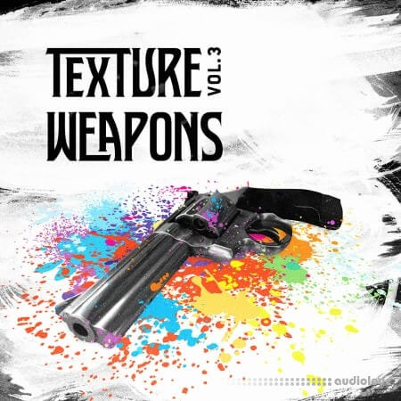 RARE Percussion Texture Weapons Vol.3