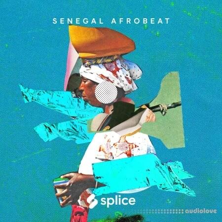 Splice Sessions Senegal Afrobeat WAV