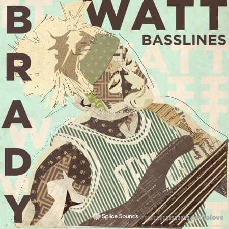 Splice Sounds Brady Watt Basslines