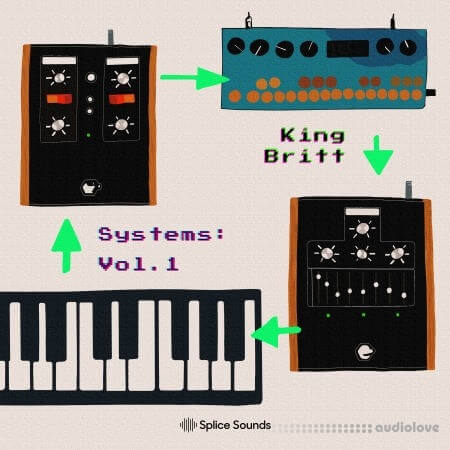 Splice Sounds King Britt presents Systems Vol.1