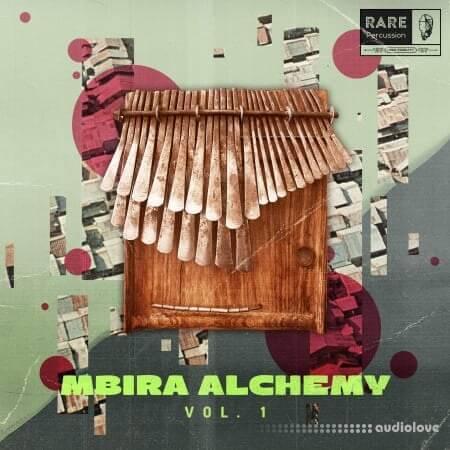 RARE Percussion Mbira Alchemy Vol.1