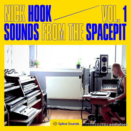 Splice Sounds Nick Hook Sounds from the Spacepit