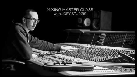 CreativeLive Mixing Master Class With Joey Sturgis