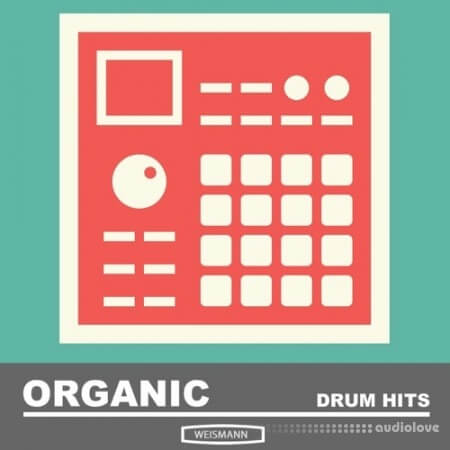 Weismann Organic Drum Hits