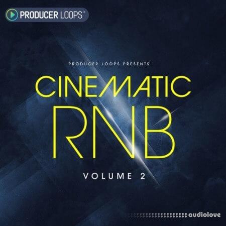 Producer Loops Cinematic RnB Vol.2 MULTiFORMAT