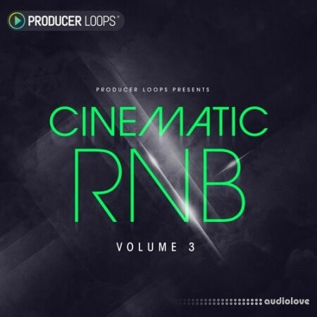 Producer Loops Cinematic RnB Vol.3