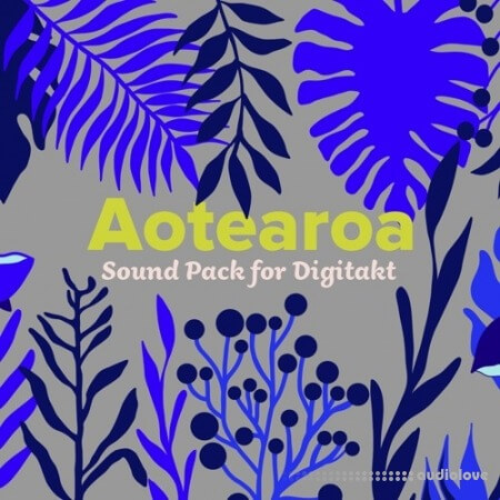 ELEKTRON Aotearoa Sound Pack for Digitakt Synth Presets