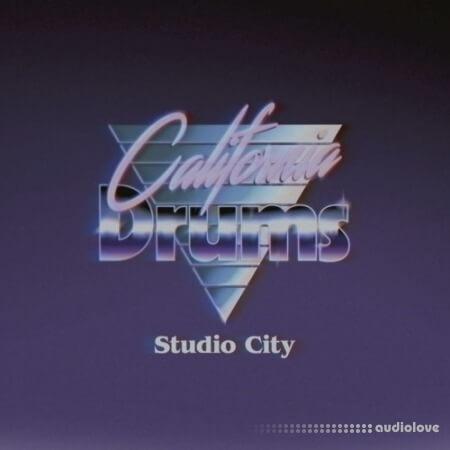ELEKTRON California Drums: Studio City Sound Pack for Digitakt
