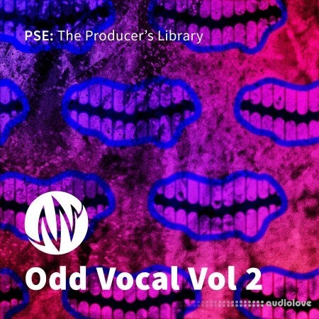 PSE: The Producers Library Odd Vocal Vol.2