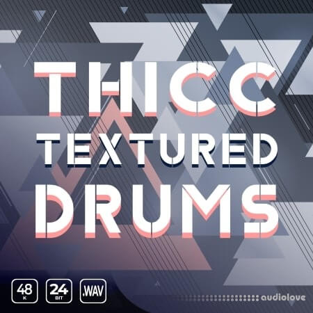 Epic Stock Media Thicc Textured Drums