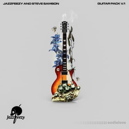 Jazzfeezy And Steve Samson Guitar Pack Volume 1