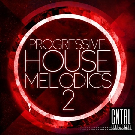 CNTRL Micro Progressive House Melodics 2 WAV MiDi
