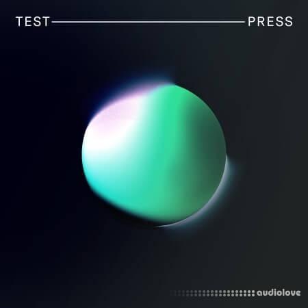 Test Press Liquid DnB WAV