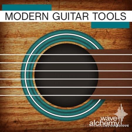 Wave Alchemy Modern Guitar Tools