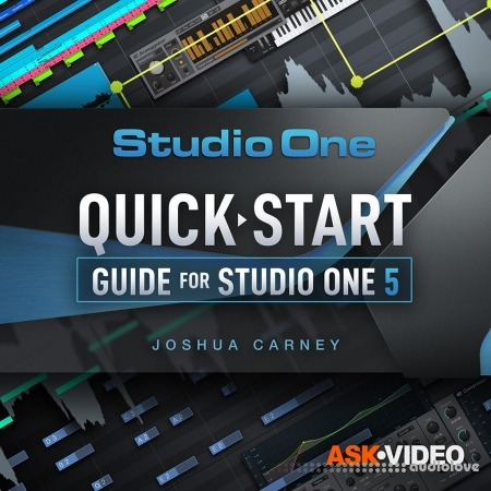 Ask Video Quick Start Guide Studio One 5 101