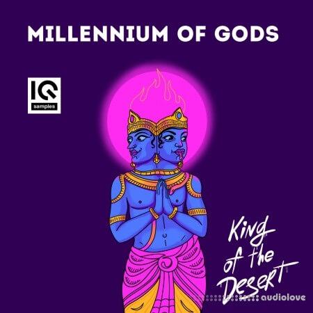IQ Samples Millenium Of Gods King Of The Desert