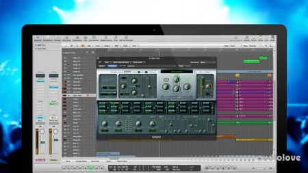 CreativeLIVE Producing Electronic Music with Logic Pro